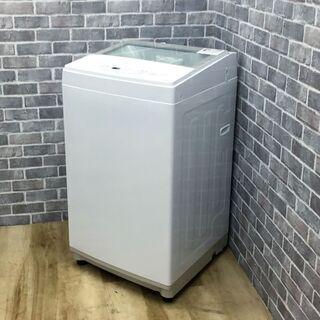 【ハッピー西葛西店】6.0kg 全自動洗濯機 ニトリ 2019年...