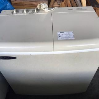 ★二層式洗濯機 東芝ギンガ5.0