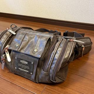 【ネット決済】Device ウェスト ショルダー バッグ
