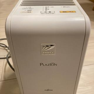 富士通ゼネラル PLAZiON 小型消臭機 DAS-15K-W