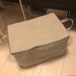 布製収納ケース 2個 カラーボックス可