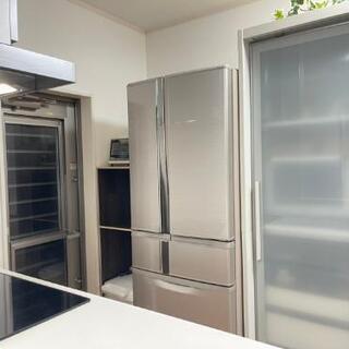 MITSUBISHI冷蔵庫465L