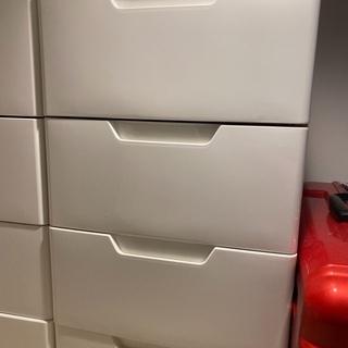 収納 白 タンス ケース カラーボックス