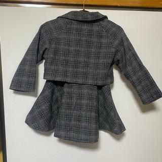 入園・卒園式用スーツ