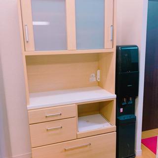 ニトリ 食器棚 キッチンボード - 家具