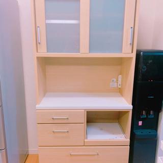 ニトリ 食器棚 キッチンボード - 熊本市