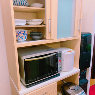 ニトリ 食器棚 キッチンボード − 熊本県