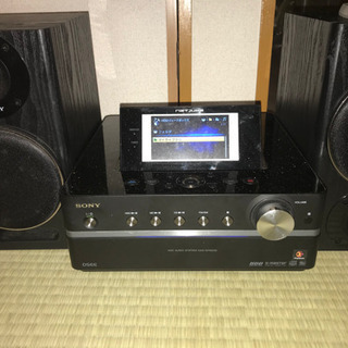 ソニー SONY NAS-D55HD B ハードディスクオ…