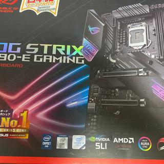 安いよ。ROG STRIX Z490-E 中古美品