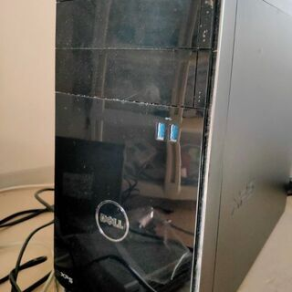 [値下げ]Core i7パソコン、スピーカー、マウスつき