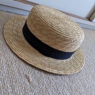 麦わら帽子 dinos 日本製