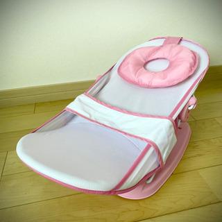 ベビー 赤ちゃん 折りたたみバス ベッド チェア