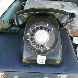 昭和ダイヤル式電話