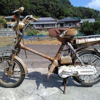 ホンダ ロードパルL 50cc 不動! 部品取り、レストアに!!