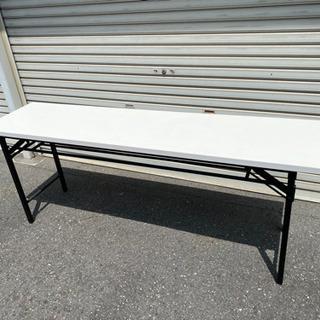折りたたみ会議用テーブル
