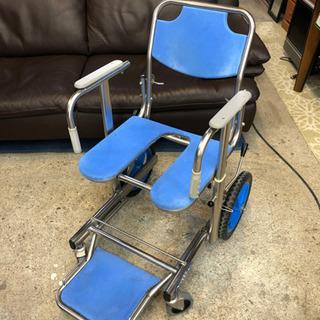 入浴用 車椅子❗️介護用 シャワー用イス✨NISSIN