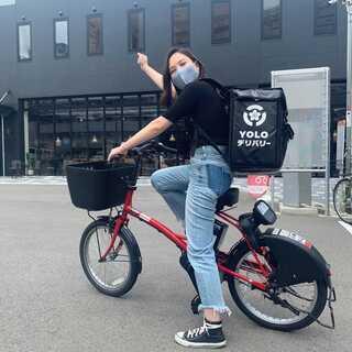 【株式会社YOLO JAPAN】デリバリースタッフ募集
