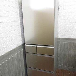 ss2621 パナソニック 冷凍冷蔵庫 426L NR-E438...