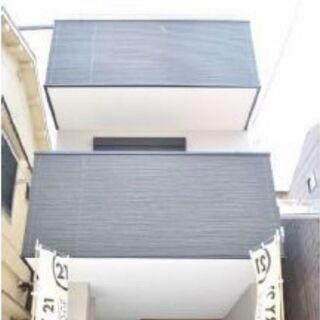 🟪売物件◆3階建て戸建て◆新築🟪 ◆東三国駅 徒歩5分◆1階ガレ...
