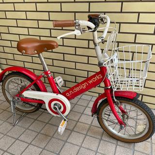 8月10日迄 子供用 自転車 14インチ