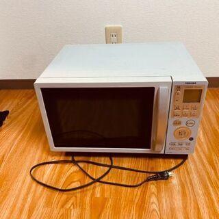 電子レンジ TOSHIBA 2007年製 中古