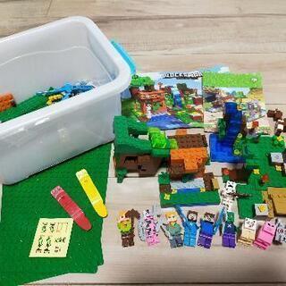 マイクラ風 Lego互換品 myworld