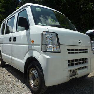 (ID3436)軽バン専門店在庫50台 24万円 スズキ エブリ...