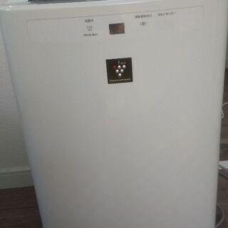 SHARP  空気清浄加湿器