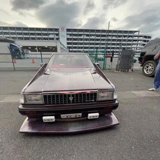 【ネット決済・配送可】旧車クラウン