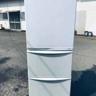 ‼️340L‼️318番 TOSHIBA✨東芝ノンフロン冷凍冷蔵...