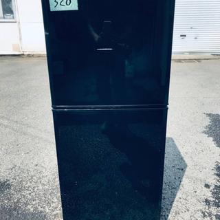 320番 三菱✨ノンフロン冷凍冷蔵庫✨MR-14R-B‼️