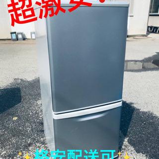 ET324番⭐️ Panasonicノンフロン冷凍冷蔵庫⭐️
