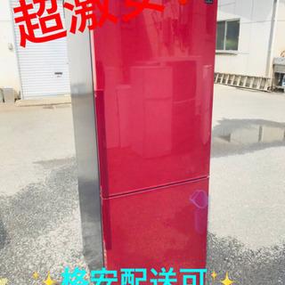 ET325番⭐️SHARPノンフロン冷凍冷蔵庫⭐️
