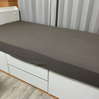 ニトリ 大収納ベッド