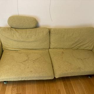 大塚家具で購入した ソファー