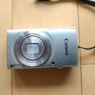 デジカメ キャノン IXY200