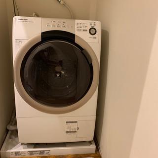 【お取引確定しました】ドラム式洗濯乾燥機