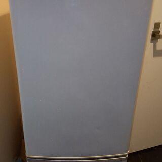 差し上げます。 (わけあり)ナショナル冷凍冷蔵庫 165L