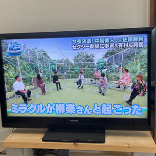 【交渉中】40インチ テレビ 東芝40BC3