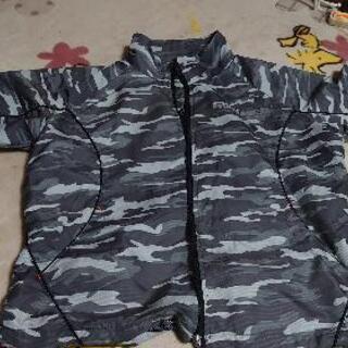 ハマー半袖ジャケット着用2~3回
