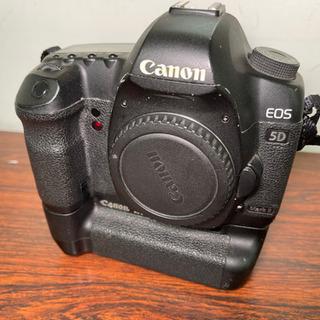 【ネット決済】【値下げ】シマシタ!Canon 5DMark2 ボ...
