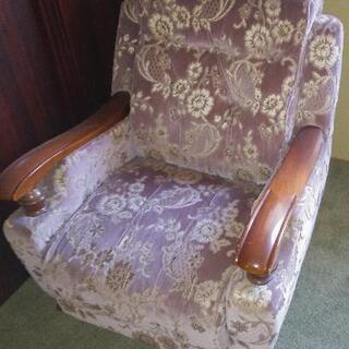 ソファー?椅子?