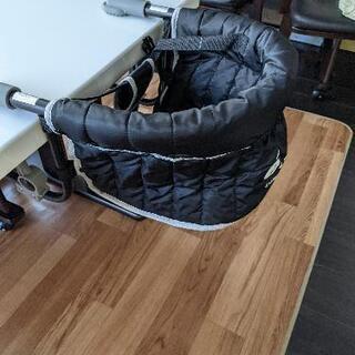 【ネット決済】テーブルチェア 携帯用子供椅子