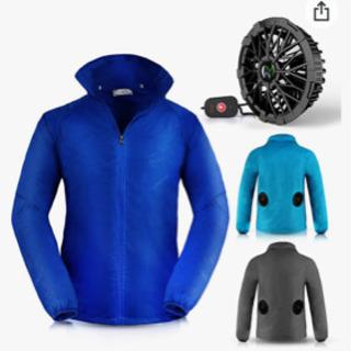【ネット決済】Amazon購入品の空調服です。
