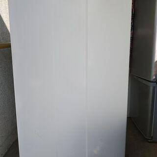中古 Haier 電気 冷凍庫 JF-NU100B 冷凍 ストッカー