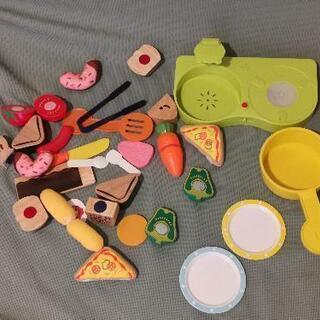 幼児キッチン玩具セット