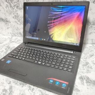 【激安!動作PC】 Lenovo ノートパソコン HDD500G...