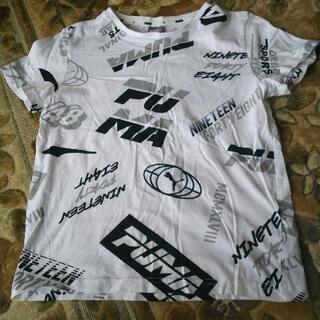 PUMA  Tシャツ 140cm    (プーマ 子供 キッズ ...