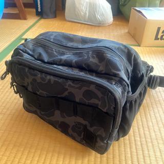 釣り用シマノ ウエストバッグ 状態良好