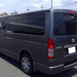 ◆現状販売◆トヨタ ハイエースバン スーパーGL #3 − 茨城県